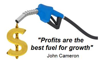 profits fuel growth